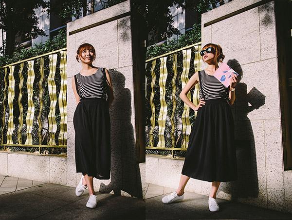 [[ 第二套 ]] 偶然來到名媛朋友家 vs 名媛出門閒晃